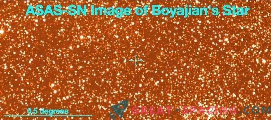 Тайнствената звезда на Млечния път