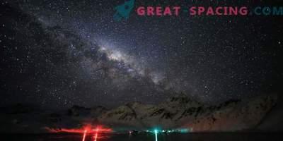 Искате да се насладите на ясно звездно небе. Посетете Антарктика