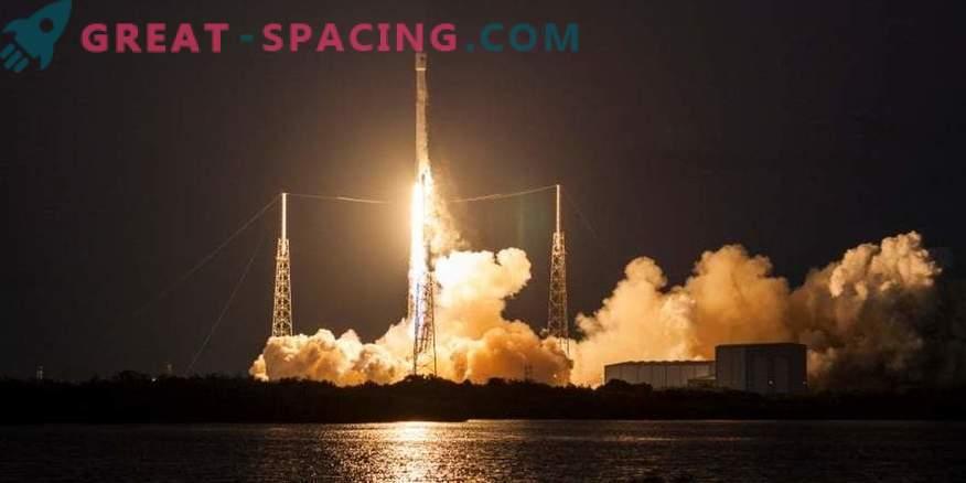 SpaceX пуска ракети и космически кораби