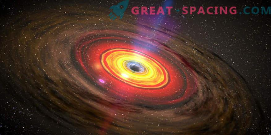 Една рядка форма на черна дупка може да бъде загубена в Млечния път
