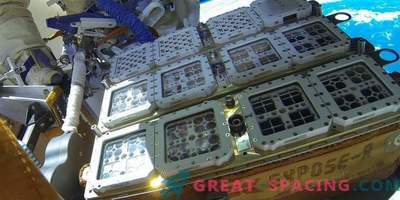 Друго доказателство в полза на пристигането на живот от космоса