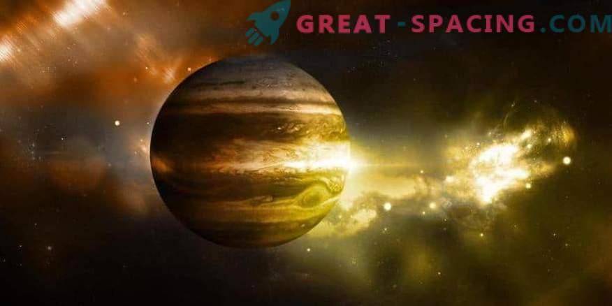 Юпитер е най-старата планета в нашата система