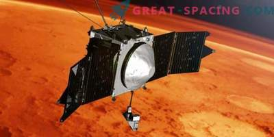 Десет открития на MAVEN
