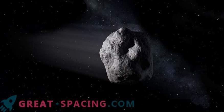 Нов астероид пътува близо до Земята