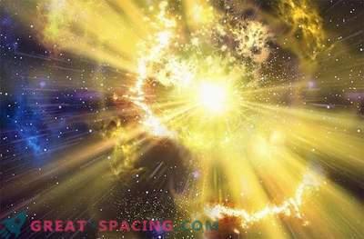 Uber Bright Supernova е звездна тайна