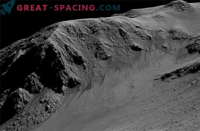 Когато течна вода течеше на Марс
