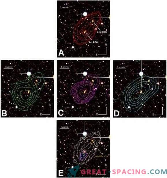 Цялостно проучване на сливането на галактическия клъстер MACS J0417