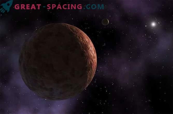 Малък свят е открит отвъд Плутон