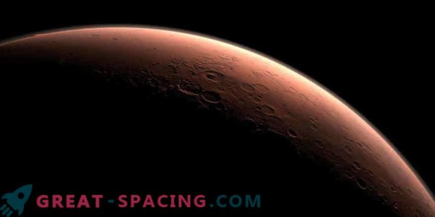 Най-близкият подход на Марс към Земята за 15 години