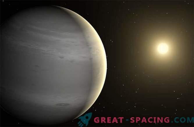 Учените са открили екзопланета от хелий