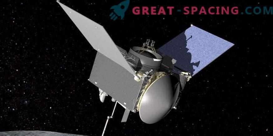 Какво ще направи сондата OSIRIS-REx в близост до астероида Bennu?