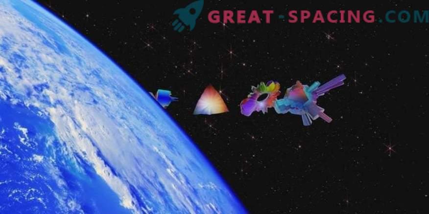 Симулирайте смеха си в 3D принтер и стартирайте в космоса