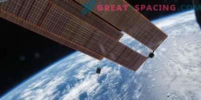 Преглед на апарата Dellingr от МКС