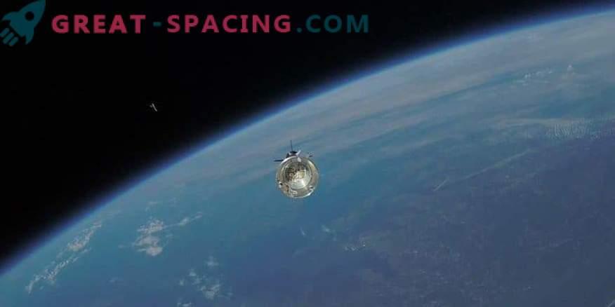 Нов рекорд за разполагане на тест с марсиански парашут