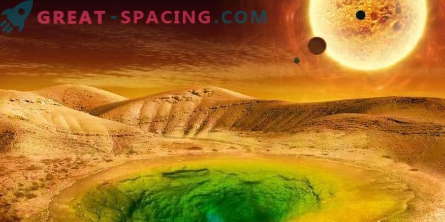 Новият проект на НАСА ще поеме търсенето на извънземен живот