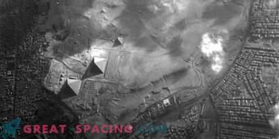 Сателитът Proba-1 улавя пирамидите
