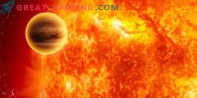 Останките на планетата са разпръснати близо до Звездата на смъртта