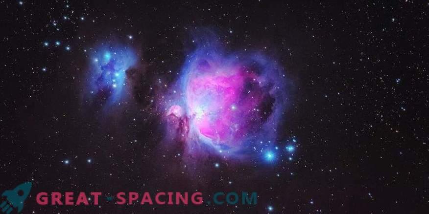 """""""Звездата на смъртта"""" в съзвездието Орион абсорбира планети"""