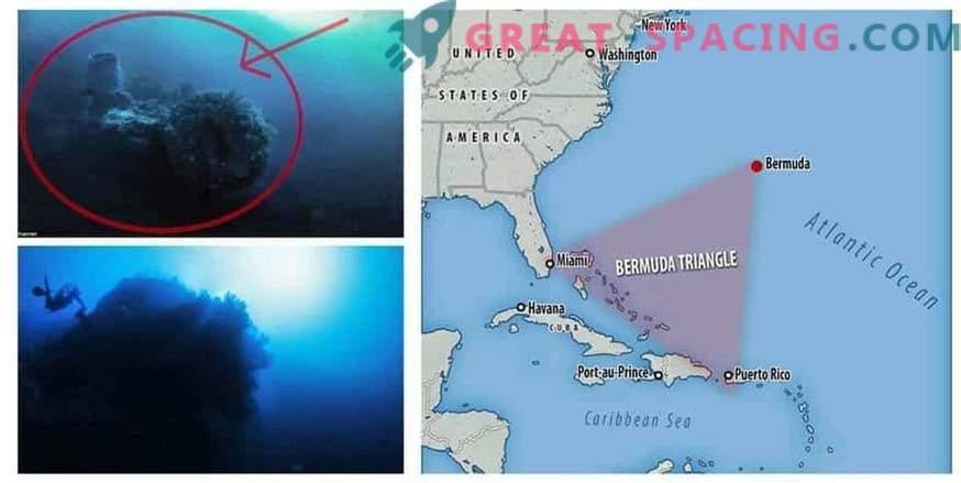 Чужденецът падна в капана на Бермудския триъгълник?