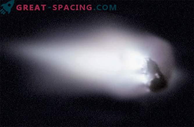 Защо някои астероиди се държат като комети: Снимки