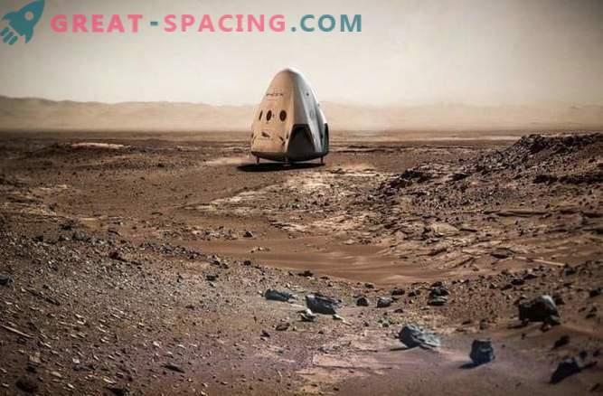 Маска: SpaceX ще отиде