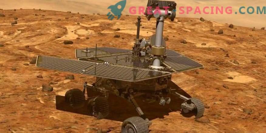 Opportunity rover все още има време!