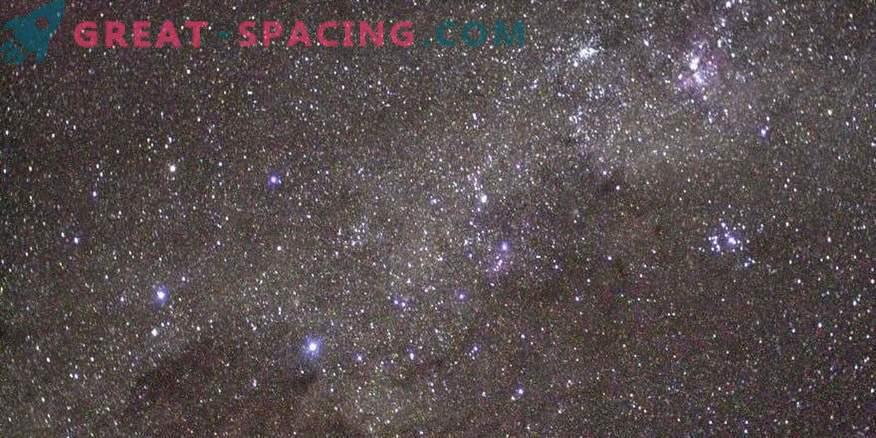 Астрономите на АНУ създават най-добрата карта на южното звездно небе
