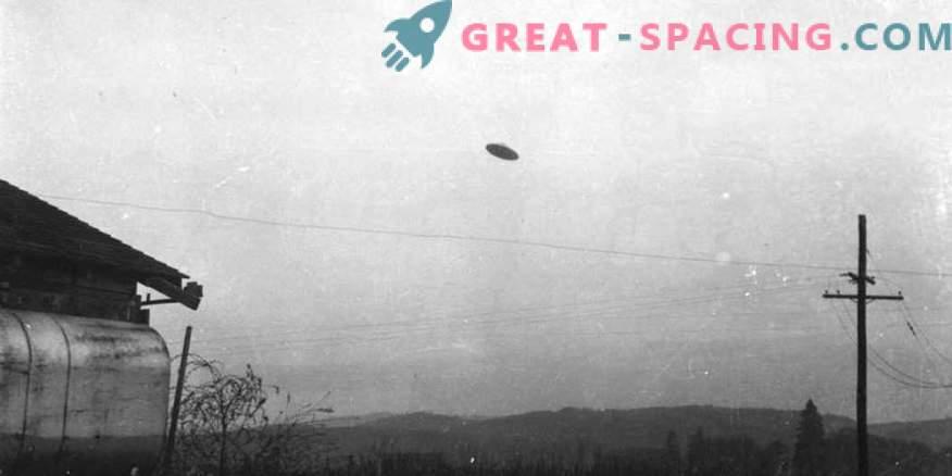 Инцидент в Орегон - 1950 година. Може ли земеделски производител да направи снимка на неидентифициран обект