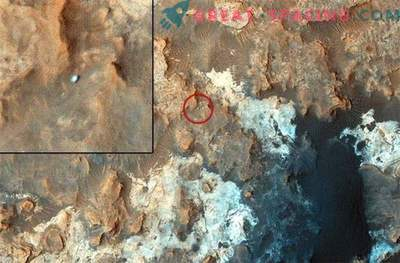 Марсовия ровер престана да оставя следи на повърхността на Марс.