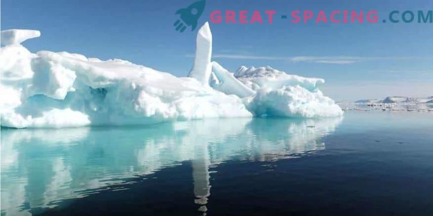 Под леда на Антарктида се виждат тайнствени сгради! Тайната база или извънземният космопорт?