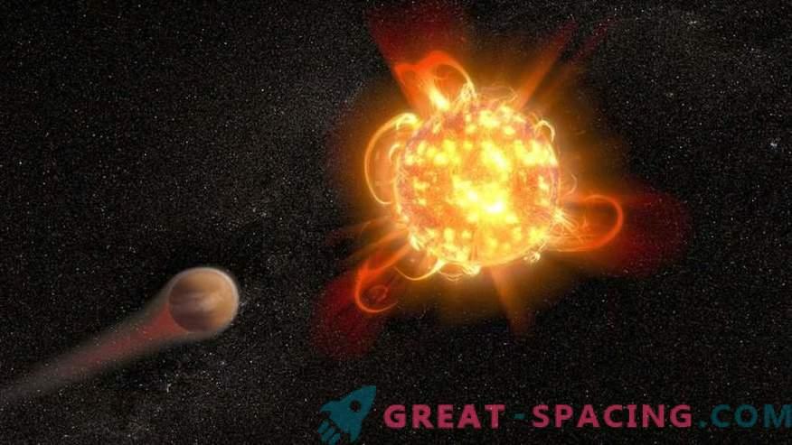 Всяко червено джудже има поне една екзопланета