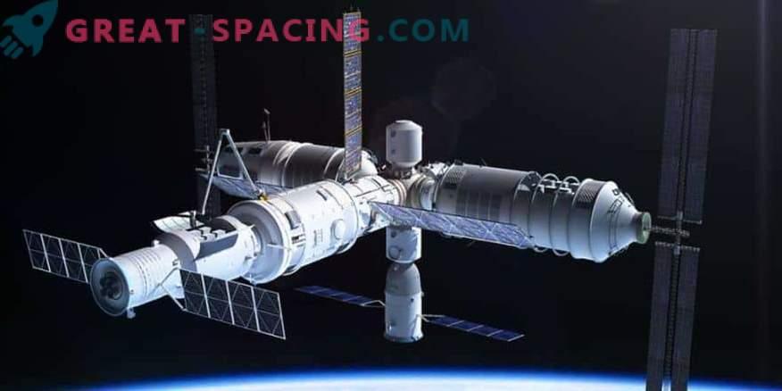 Китайската космическа лаборатория ще се върне на Земята