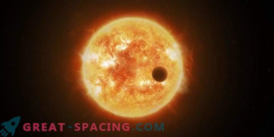 Намерени 4 нови горещи Jupiter