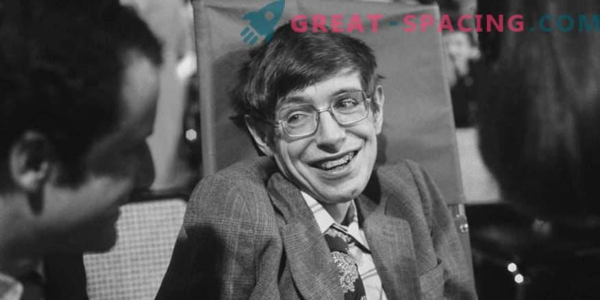 Как променя Стивън Хокинг физика?