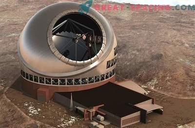 Инсталирането на гигантски телескоп в Хавай остава под въпрос