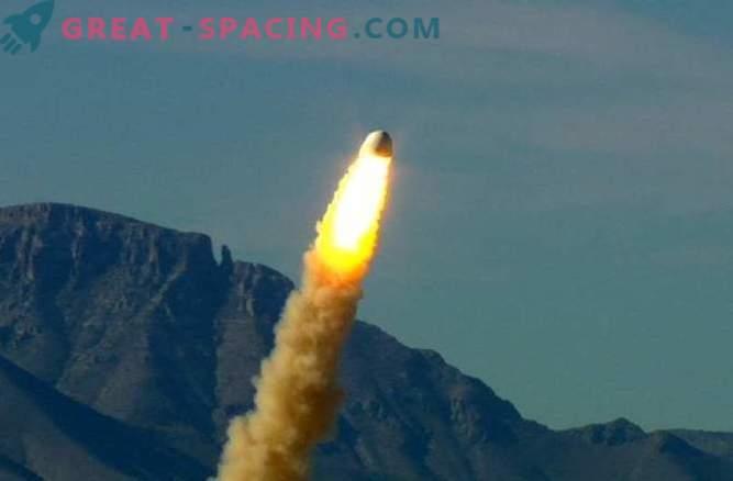 Защо Джеф Безос ще разбие ракетата си?
