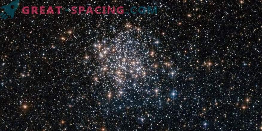 Великолепна гама от звезди в новата снимка на Хъбъл