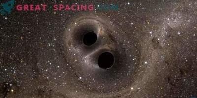 Нов начин за образуване на двойни черни дупки
