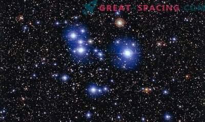 Изпръскване на новородени звезди в млади клъстери
