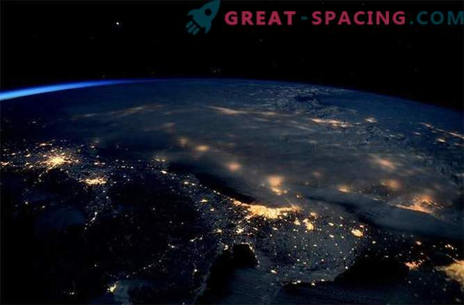 Астронавтите са заснели зашеметяващи гледки на бурята, която бушува на източния бряг на САЩ