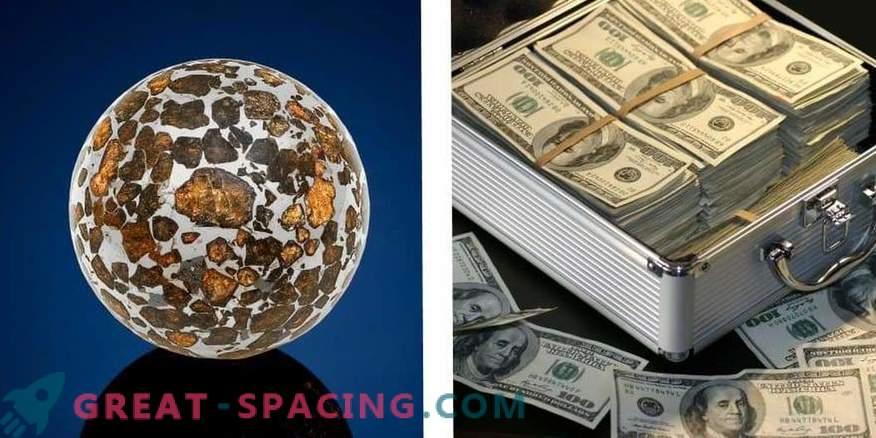 Милионери спряха да харчат пари за космически камъни