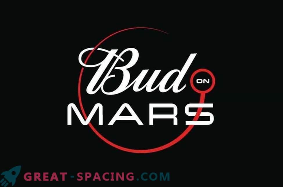 Budweiser планира да свари бира на Марс и да провежда тестове на МКС