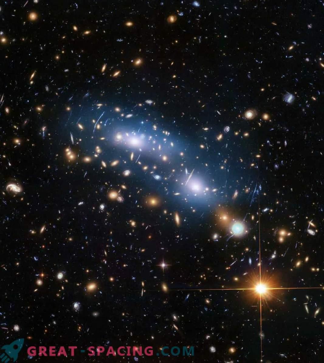 Тъмната материя може да бъде картографирана по нов метод
