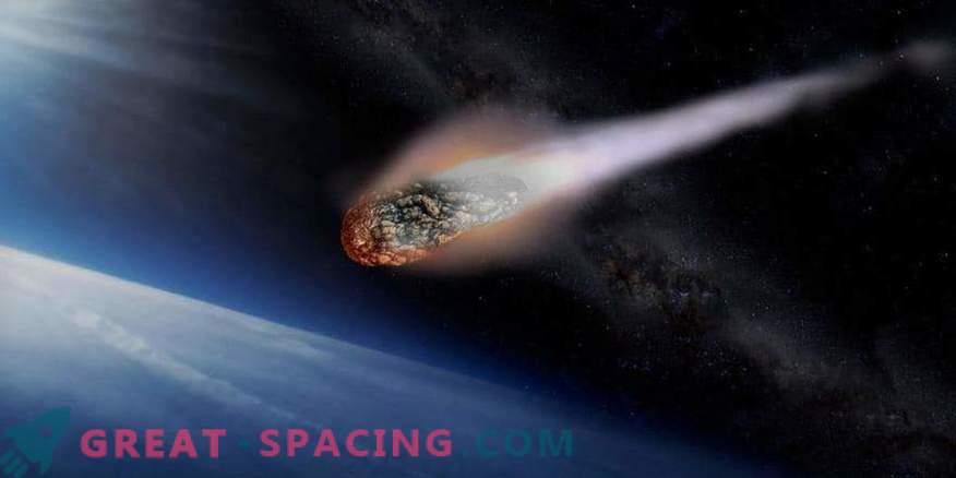Астероидът ще се втурне покрай Земята