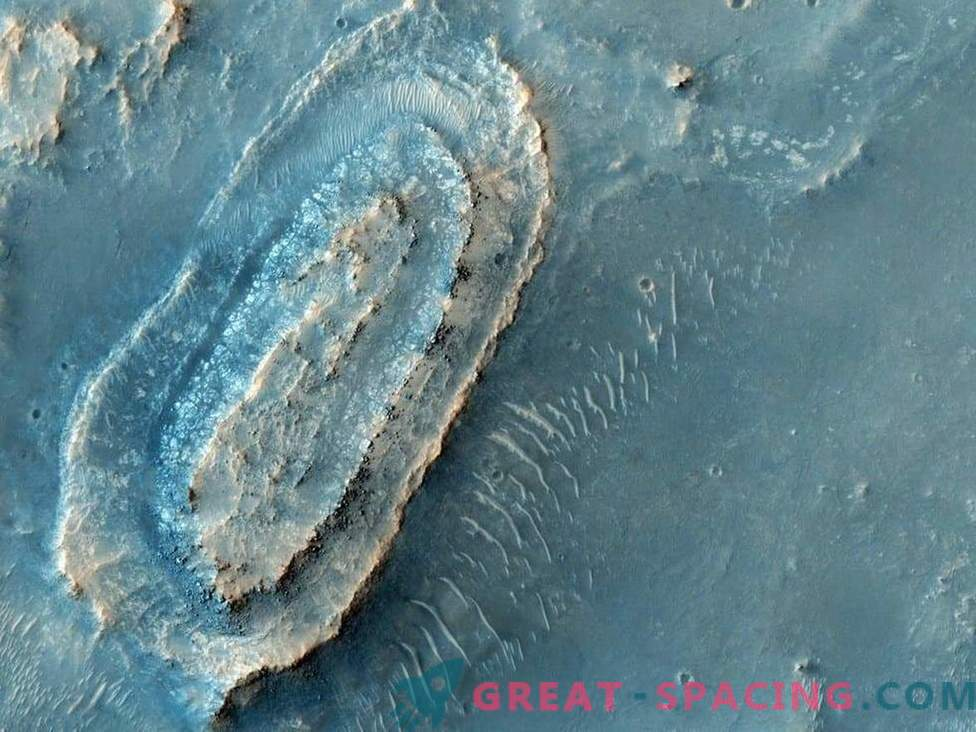 Марс 2020 може да се върне на площадката за кацане на марсохода