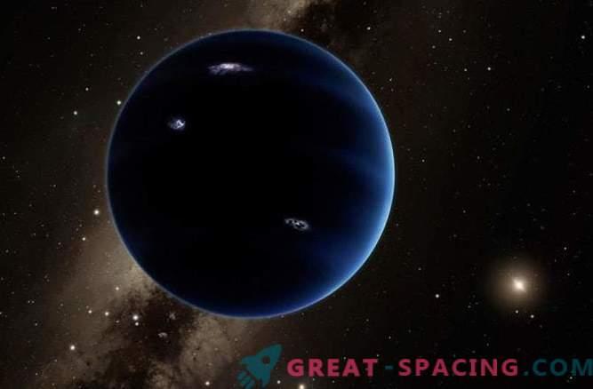 Планета 9 ли е отвлечена екзопланета?