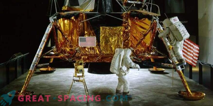 Програмата Apollo навършва 50 години!