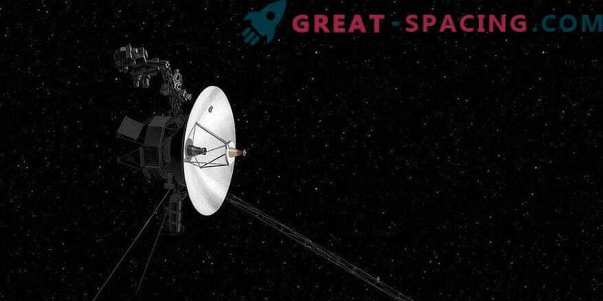Voyager 2 се приближава до ръба на Слънчевата система