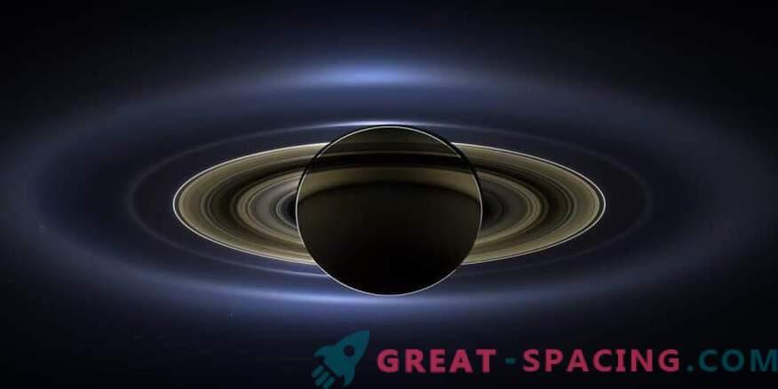 Сатурн може да защити Земята от масивни астероиди