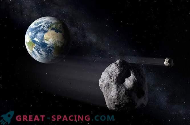 Тридесетметров астероид ще лети до Земята следващия месец